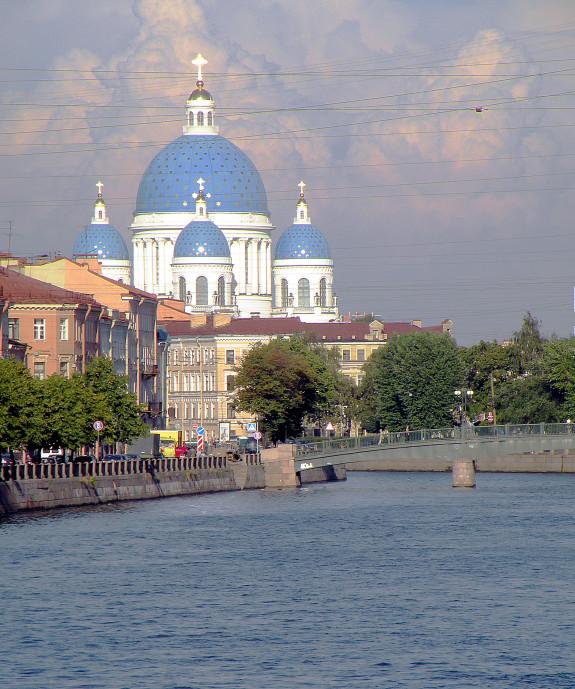 Harry Hilders - Kathedraal St Petersburg