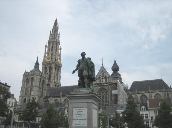 Harry Hilders - Kathedraal Antwerpen