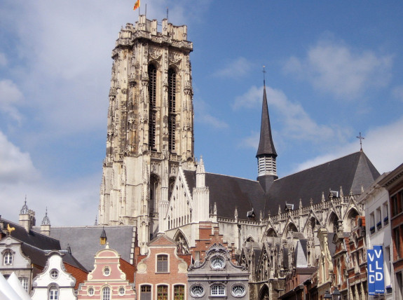 Harry Hilders - Kathedraal Mechelen