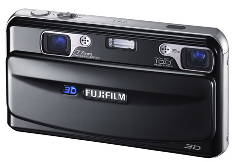 Harry Hilders - Fujifilm 3d camera