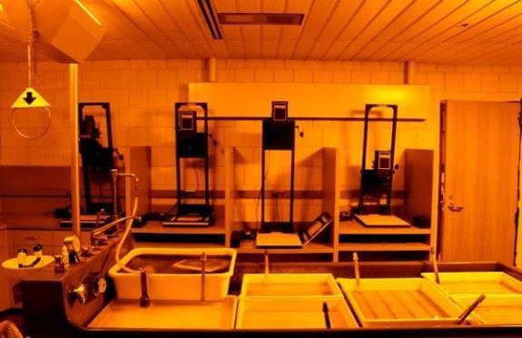 Tony Webster - MCTC Darkroom