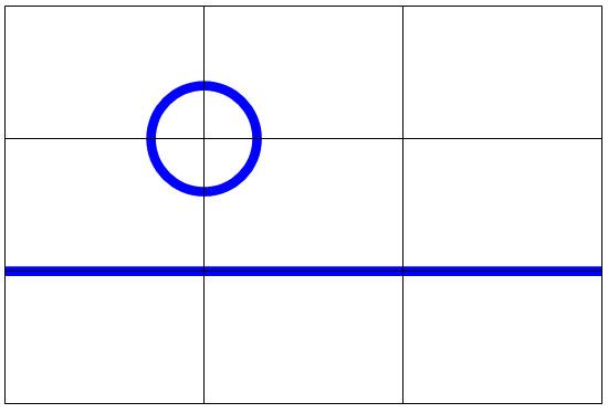 Rule of Thirds -photo.delightinlight.com