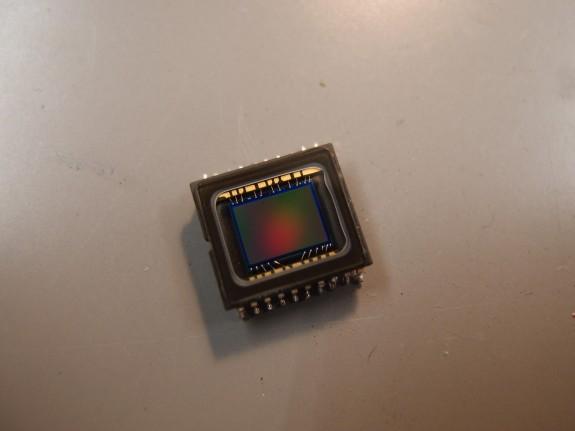 CCD beeldsensor- Flickr Creative Commons